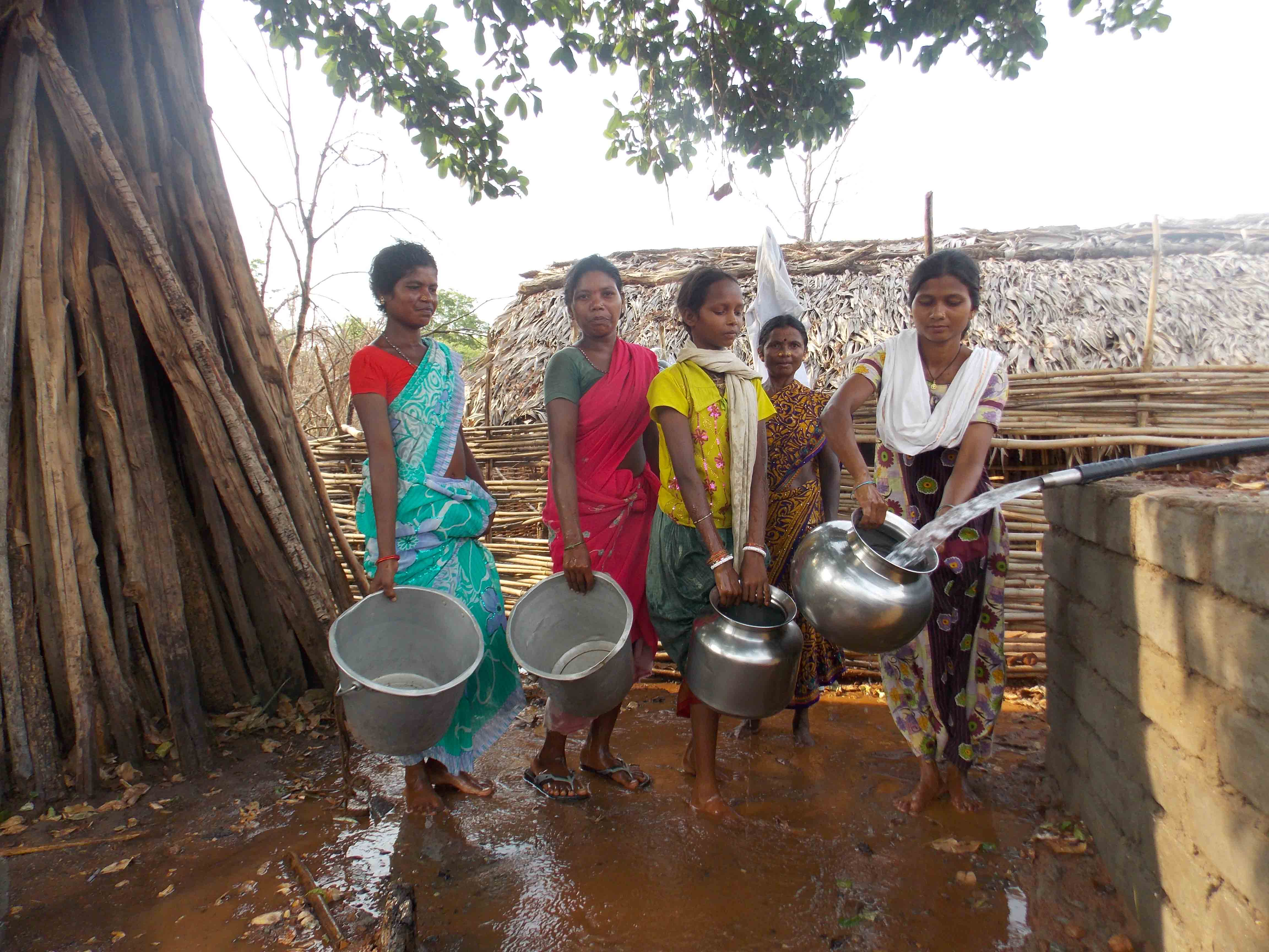 living water well fund