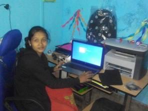 geeta's office