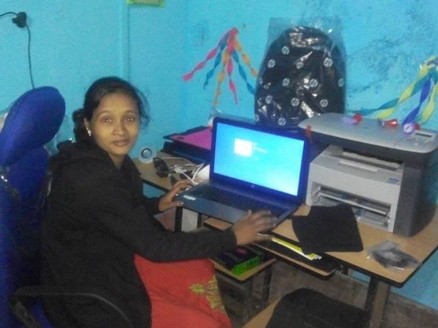 geeta's office
