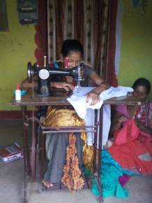 geeta sewing