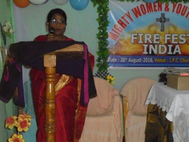 Fire Fest Geeta