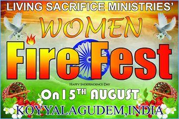 Fire Fest India Prema 1